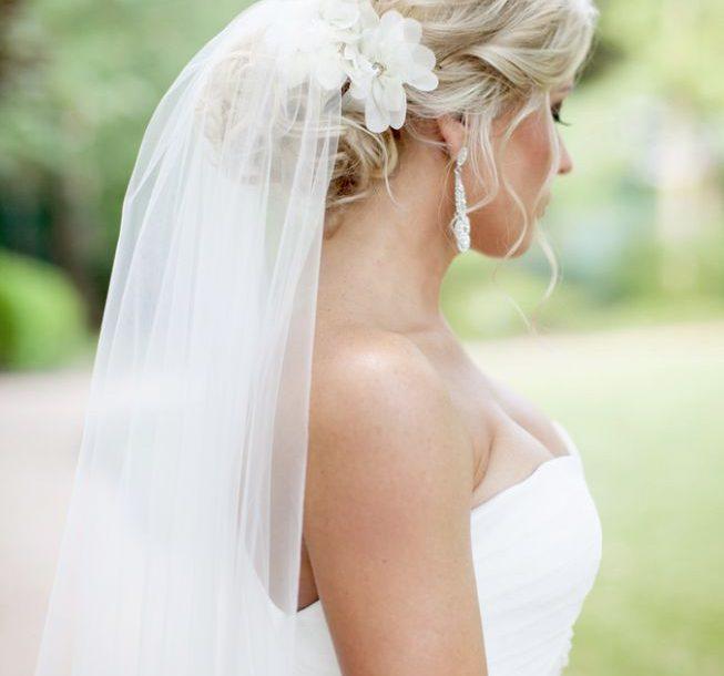 bruids arrangement